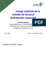 Prise en charge médicale de la maladie de Verneuil