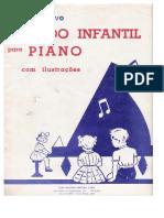 Francisco Russo Metodo Infantil Para Piano