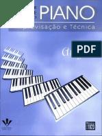 Improvisacao e Tecnica de Piano