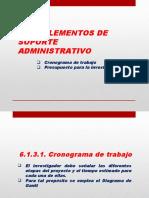 6.1.3. ELEMENTOS DE SOPORTE ADMINISTRATIVO.pptx