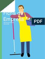 Ficha de Empresa - Servicos de Limpeza (PSE-USTM)