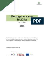 6653 - Portugal e a sua história