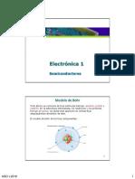 Electrónica 1 Semiconductores(ut1)