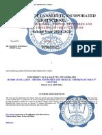 REVISED TNTC SYLLABUS S.Y 2020-2021