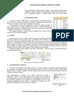 Tabela e Grafico - Excel