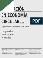 Innovación en economía Circular