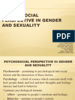 GENDER AND SOCIETY 3