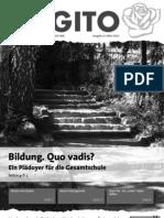Cogito - Ausgabe 11 (Wintersemester 2010/2011)