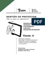 Gestion de Proyectos Tomo II