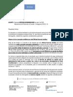 05EE2020120300000018930 MECANISMOS DE PROTECCION AL CESANTE - DTO 457 DE 2020