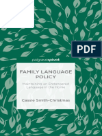 Cassie Smith-Christmas (auth.)-Family Language Policy_ Maintaining an Endangered Language in the Home-Palgrave Macmillan UK (2016)
