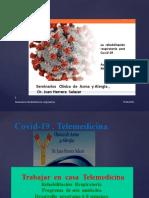 Covid-19 Rehabilitación Respiratoria Jhs