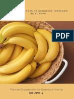 Investigación de banano