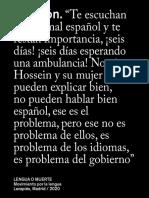 Reunión, Lengua o muerte.pdf