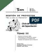 Gestion de Proyectos Tomo III