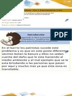 Formato para la presentación etica y ciudadania
