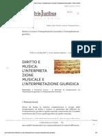 Diritto e musica_ l'interpretazione musicale e l'interpretazione giuridica _ Salvis Juribus.pdf