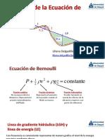 4.2 Aplicación Ecuacion de Bernoulli
