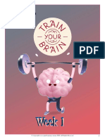 Train-Your-Brain-Week-1