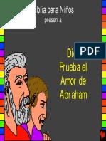05 Dios Prueba el Amor de Abraham