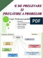 MPPP C13-14 Prelevare Probe