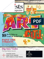 2018-06-01 The Artists Magazine