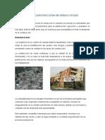 CALIDAD EN LA CONSTRUCCION EN OBRAS CIVILES