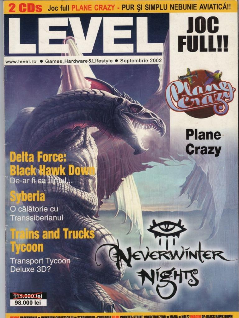 level 60 sep 2002