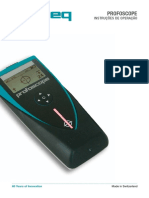 Profoscope_Operating Instructions_Portuguese_high