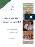 Mod45 (Gestión Político-Social EPSAs--manual ANESAPA Bolivia)