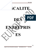 2019-2020 FISCALITE LICENCE EUROF