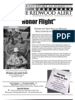 HRWFJanuary2011 Redwood Alert