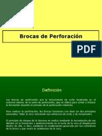 2. Brocas de Perforación