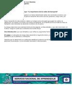 Ensayo La Importancia de Las Redes de Transporte.docx