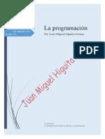 La Programación Organizado