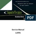7 Service Manual - LG -Le50
