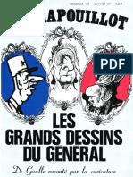Le Crapouillot - N014 - Les grands dessins du général - De Gaulle raconté par la caricature