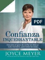 Confianza Inquebrantable - Joyce Meyer