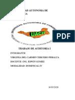 PROGRAMAS DE CONTROL INTERNO CON CUENTAS