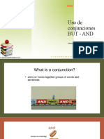 Uso de conjunciones BUT - AND 6to ppt.pptx