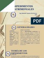 PPT IMPEDIMENTOS MATRIMONIALES 2020, USAN.pptx
