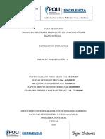 Ditribución en Planta Entrega No. 3 Subgrupo 14