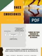 Adicciones y emociones