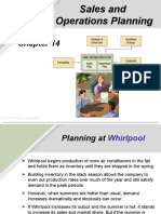 14-Sales & Operations Planning