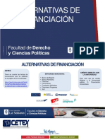 ALTERNATIVAS FINANCIACIÓN POSGRADOS