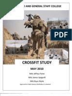 CFJ USArmy Study