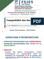 introduction et Constitution des sociétés