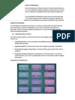 ELABORACION DEL PROGRAMA DE TERMINACION