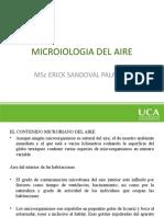 10- Microbiologia del aire