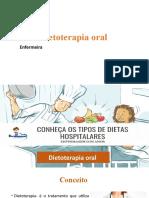 Dietoterapia oral - Madre Tereza